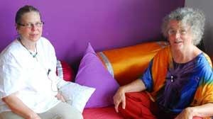 ShantiMayi and Jacqui